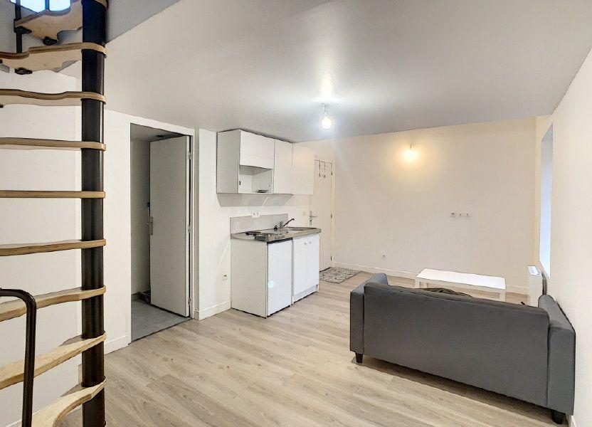 Appartement à louer 20.86m2 à Champigny-sur-Marne