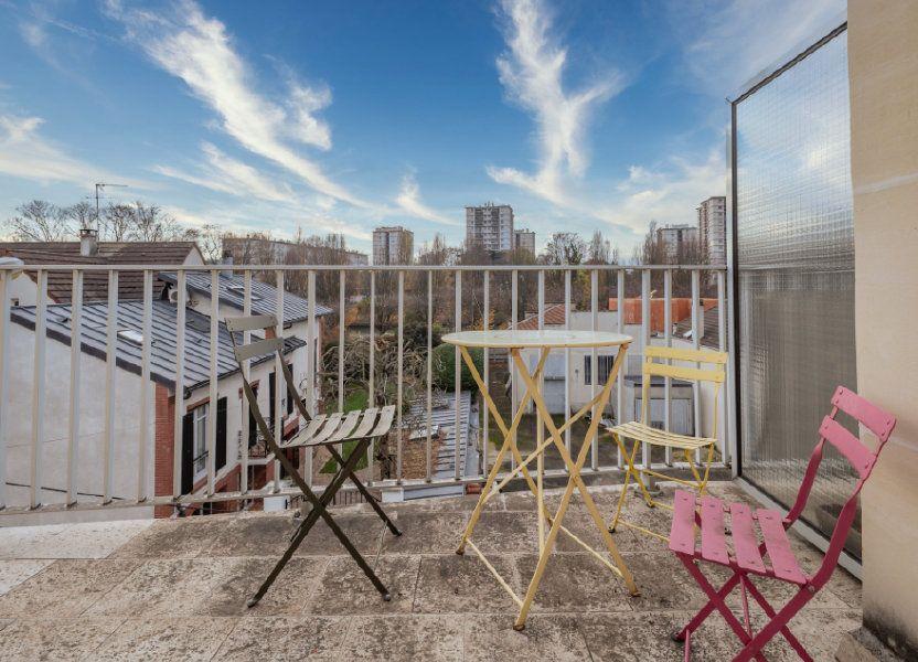 Appartement à vendre 69m2 à Saint-Maur-des-Fossés