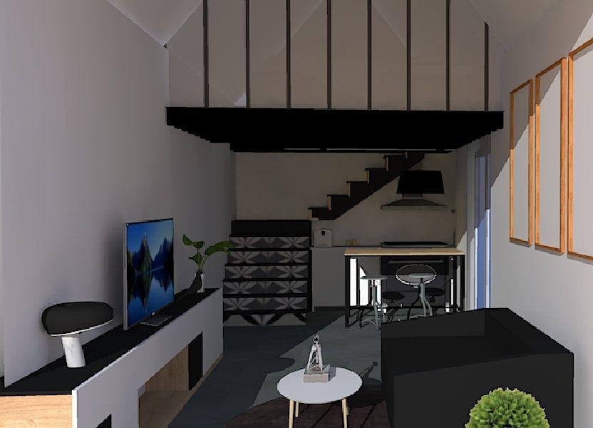 Maison à vendre 50m2 à Champigny-sur-Marne