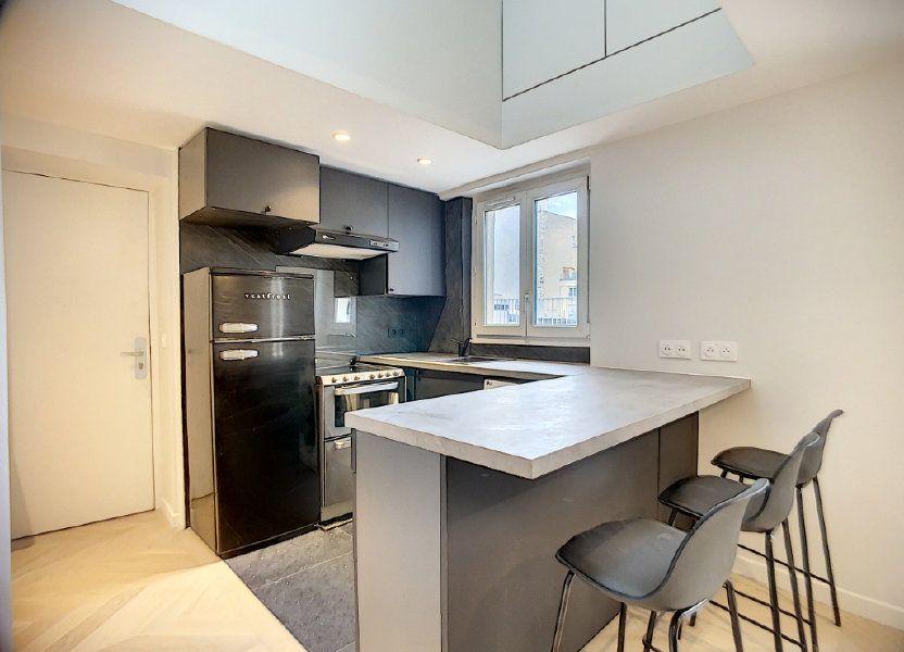 Appartement à louer 42.36m2 à Paris 12