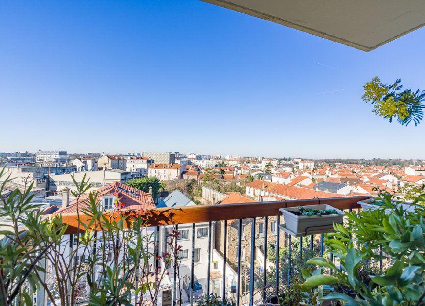 Appartement à vendre 69.54m2 à Champigny-sur-Marne