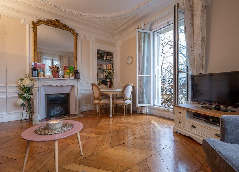 Appartement à vendre 78m2 à Paris 4
