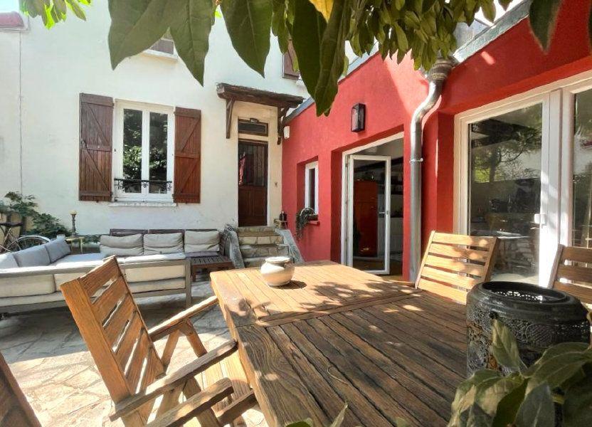 Maison à vendre 64.14m2 à Joinville-le-Pont