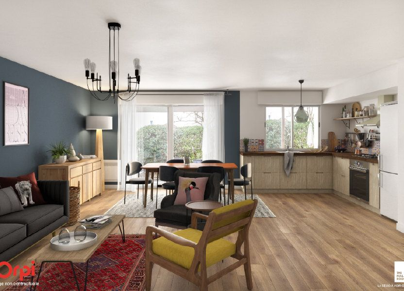 Appartement à vendre 67m2 à Saint-Maur-des-Fossés