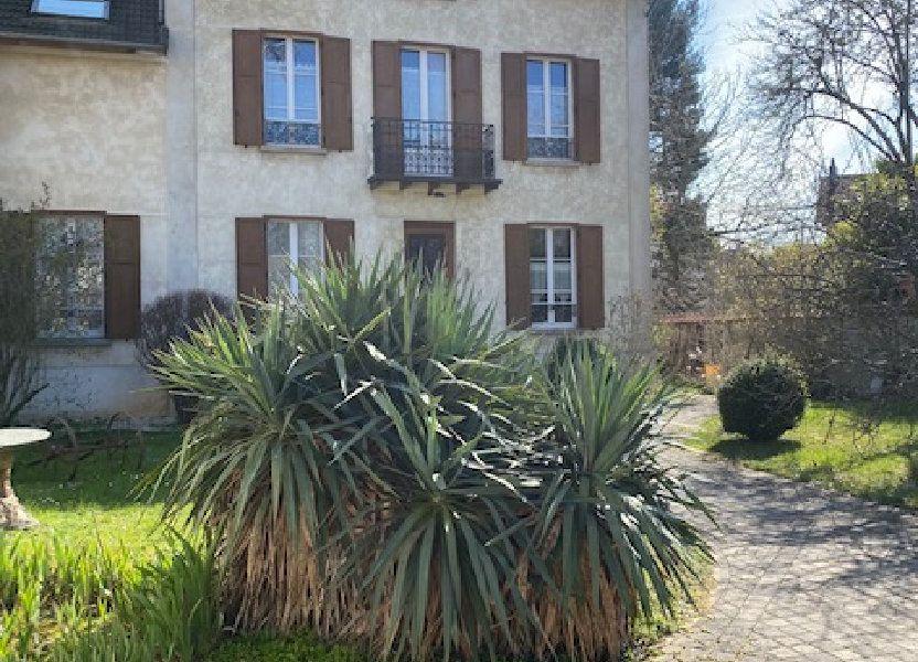 Maison à vendre 175m2 à Saint-Maur-des-Fossés