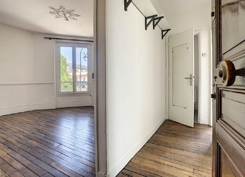 Appartement à louer 44.51m2 à La Varenne - Saint-Maur-des-Fossés