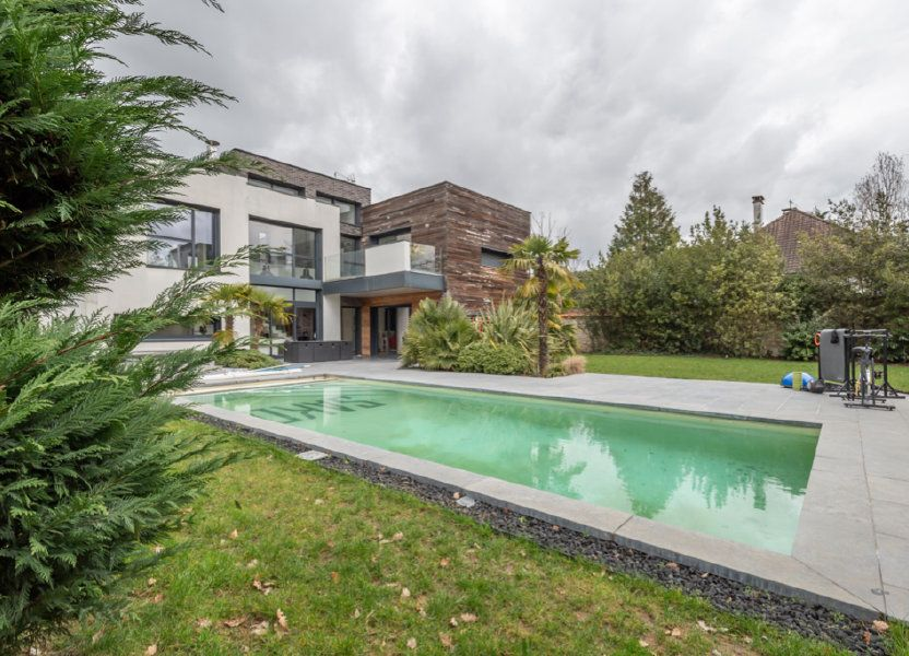 Maison à vendre 488m2 à Saint-Maur-des-Fossés