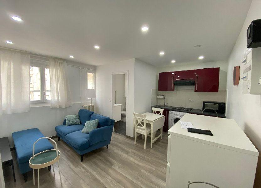 Appartement à louer 28m2 à Colombes