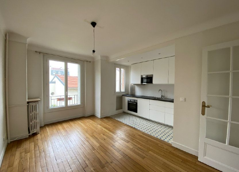 Appartement à louer 49m2 à Bois-Colombes