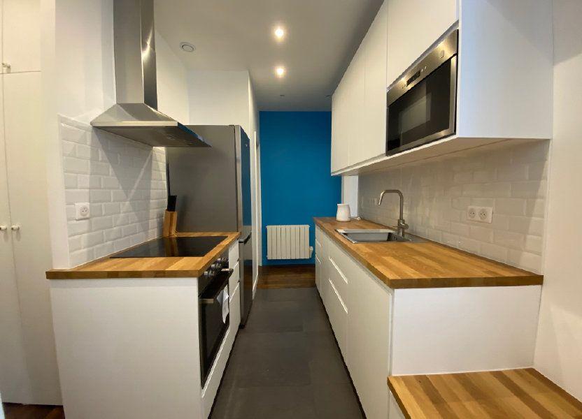 Appartement à louer 36.42m2 à Paris 18