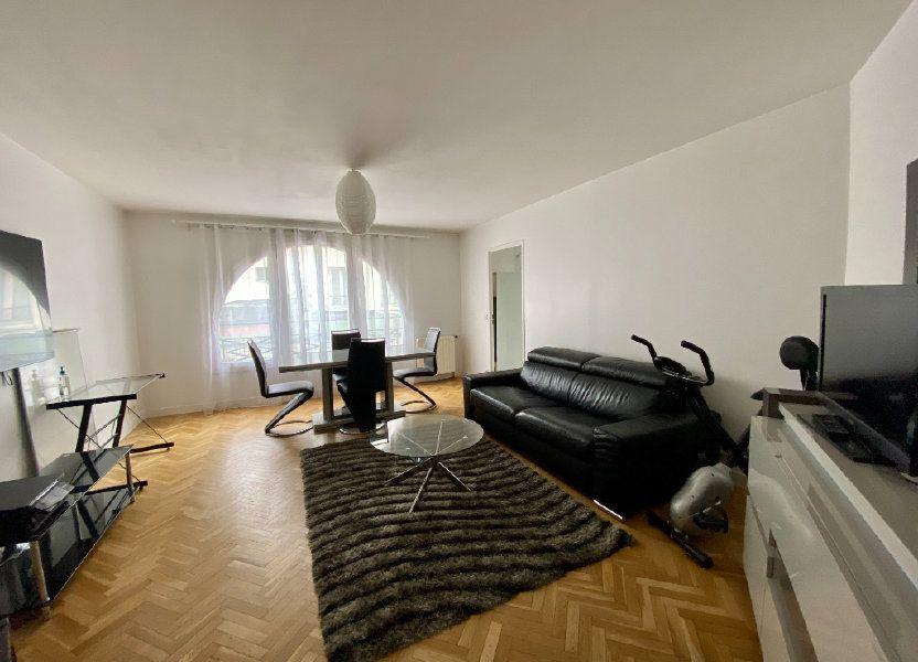 Appartement à vendre 54.39m2 à Saint-Maurice