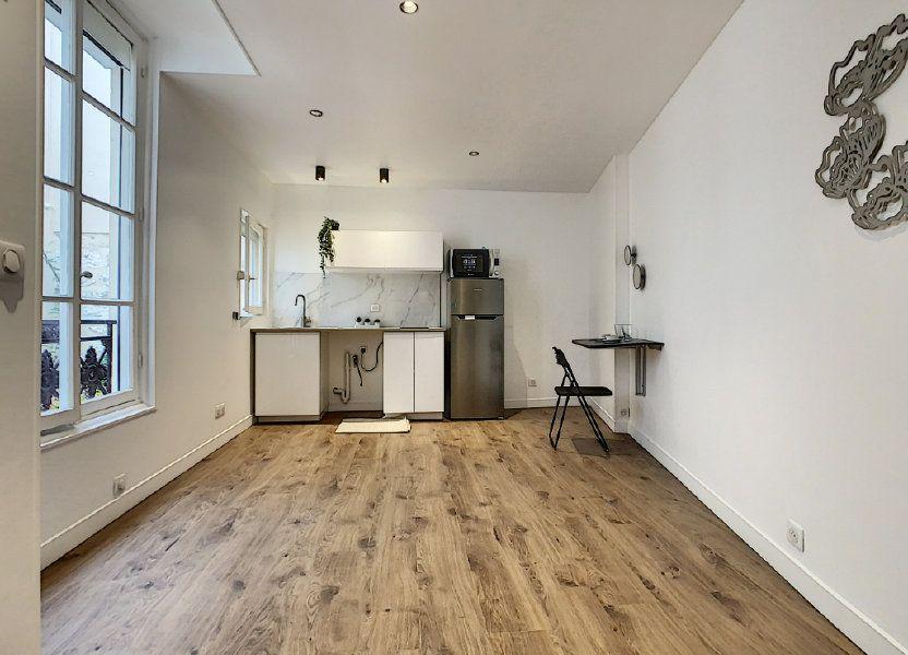 Appartement à louer 18.7m2 à Joinville-le-Pont