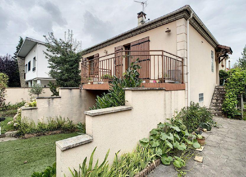Maison à louer 115m2 à Champigny-sur-Marne