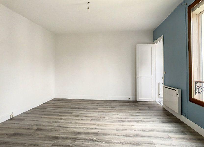 Appartement à louer 37.49m2 à Champigny-sur-Marne