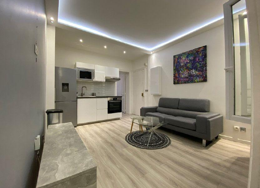 Appartement à louer 31.52m2 à Levallois-Perret