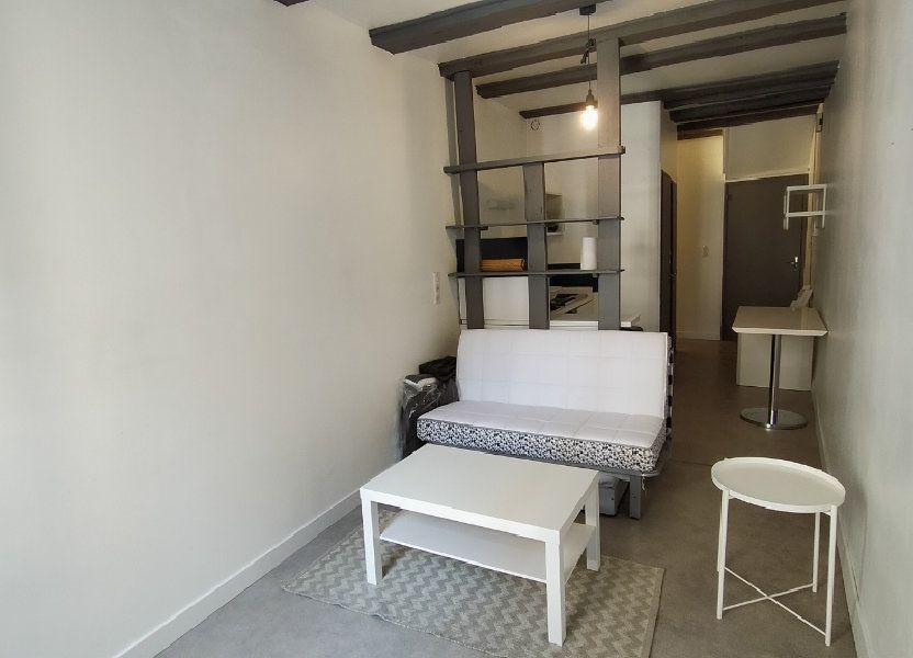Appartement à louer 21.13m2 à Limoges