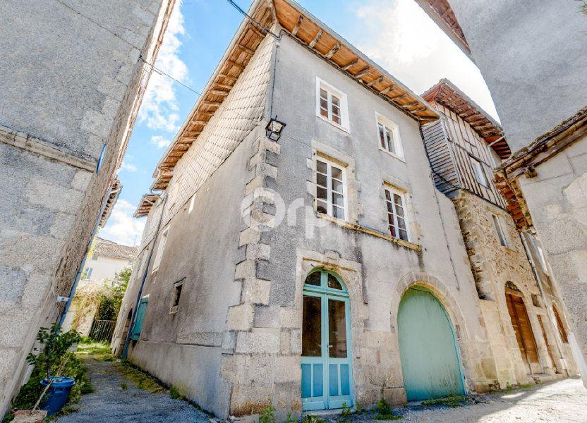 Maison à vendre 200m2 à Saint-Léonard-de-Noblat