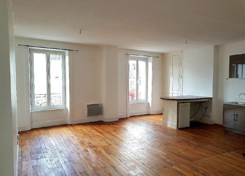 Appartement à vendre 76.75m2 à Limoges