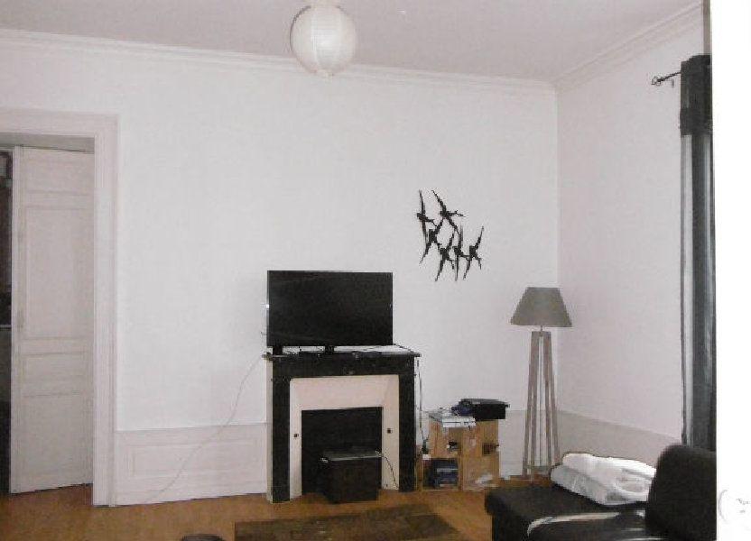 Appartement à louer 76m2 à Limoges