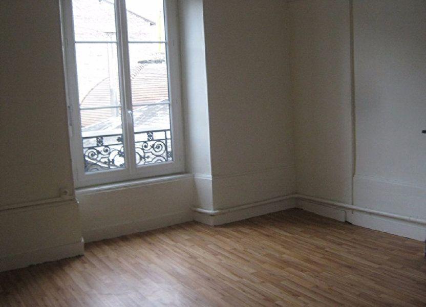 Appartement à louer 38.94m2 à Limoges