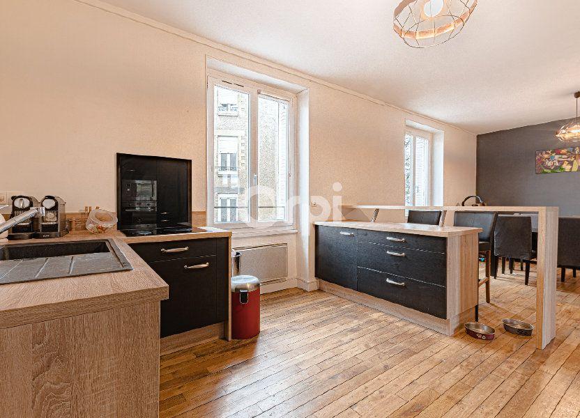Appartement à vendre 89m2 à Limoges