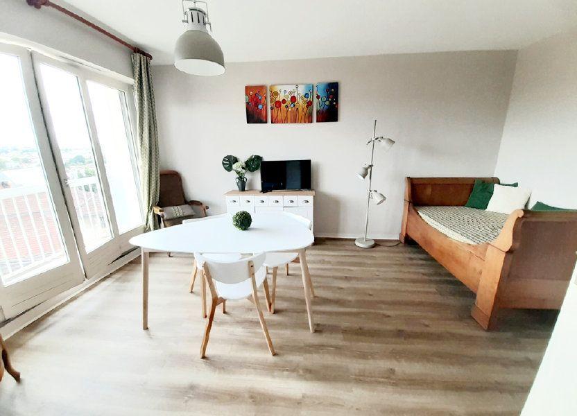 Appartement à louer 33m2 à Limoges