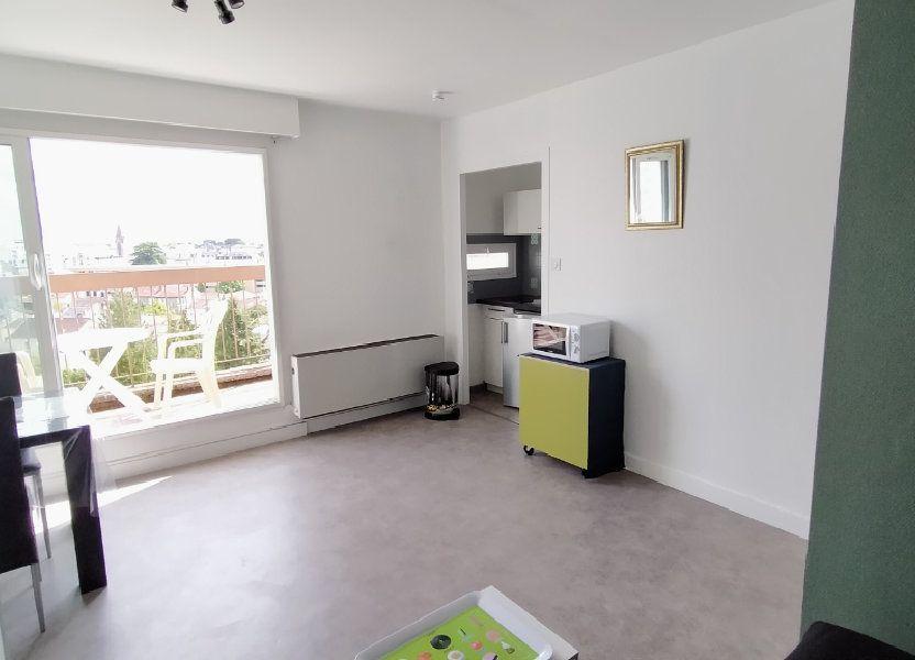 Appartement à louer 21.97m2 à Limoges