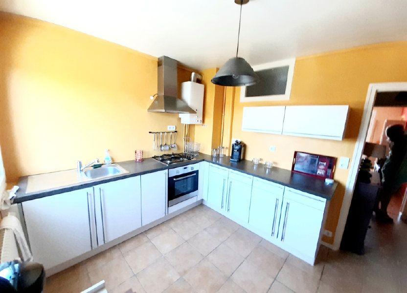 Appartement à louer 43.42m2 à Limoges