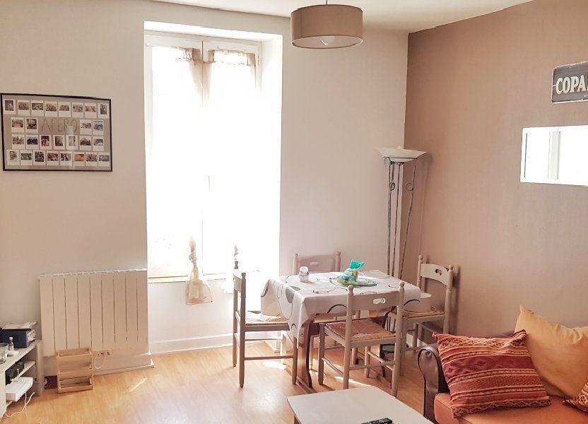 Appartement à louer 41.64m2 à Limoges