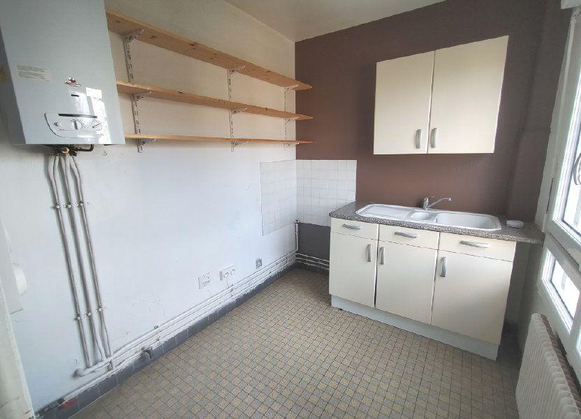 Appartement à louer 24.99m2 à Limoges