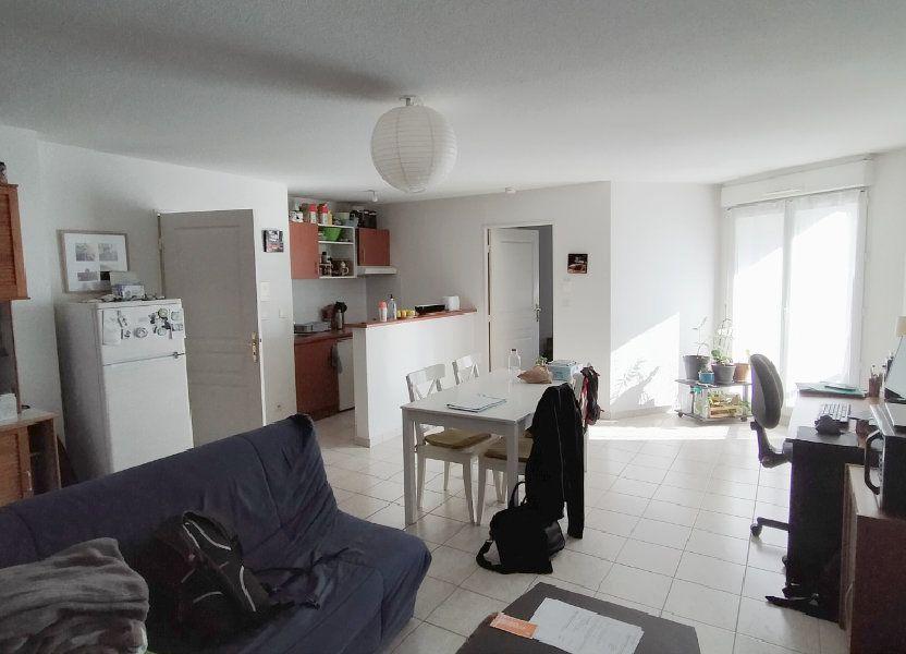 Appartement à louer 52.7m2 à Limoges