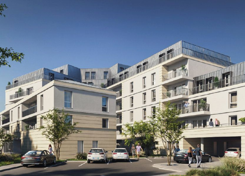 Appartement à vendre 46.6m2 à Limoges