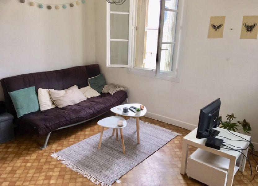 Appartement à louer 30.46m2 à Limoges