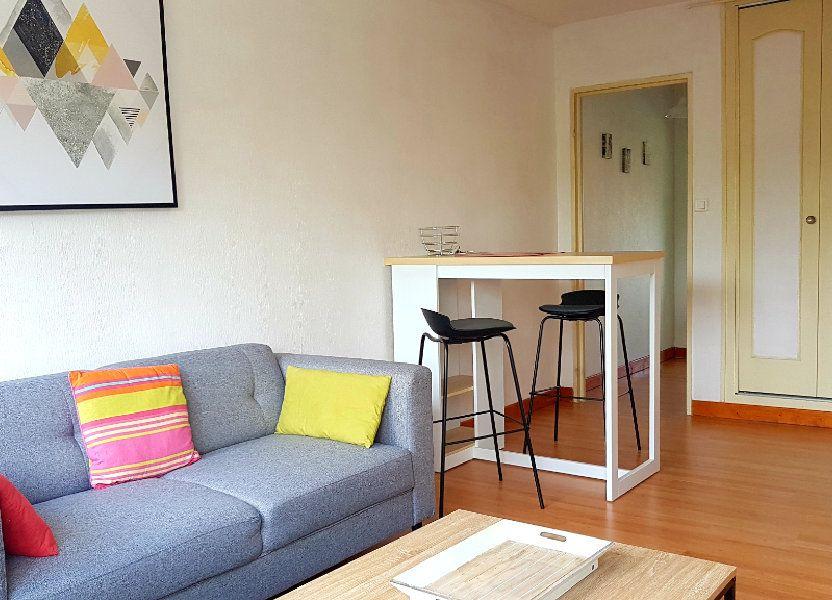 Appartement à louer 43.84m2 à Limoges
