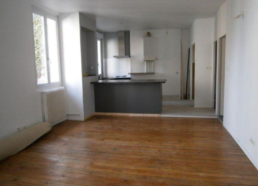 Appartement à louer 67.52m2 à Limoges