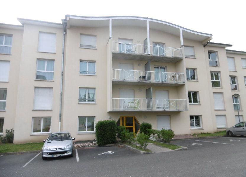 Appartement à louer 35.03m2 à Limoges