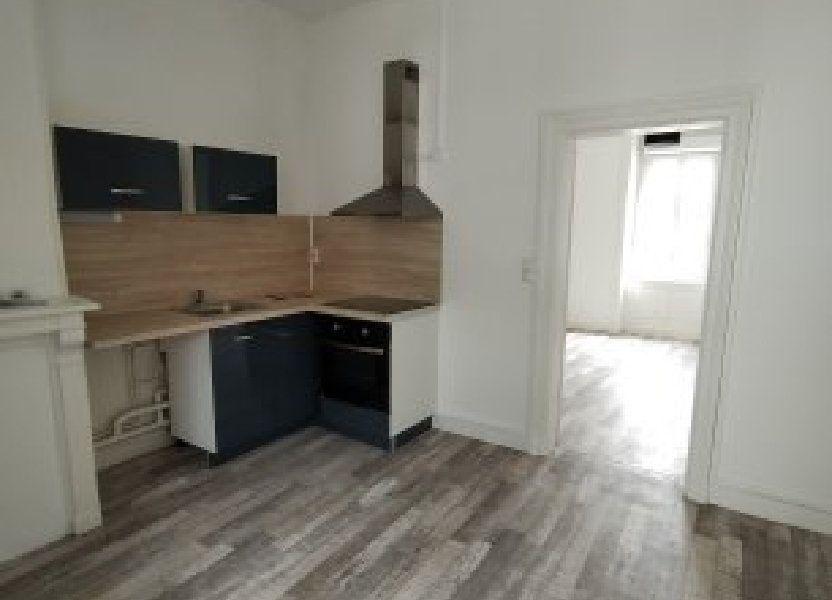 Appartement à louer 36.14m2 à Limoges