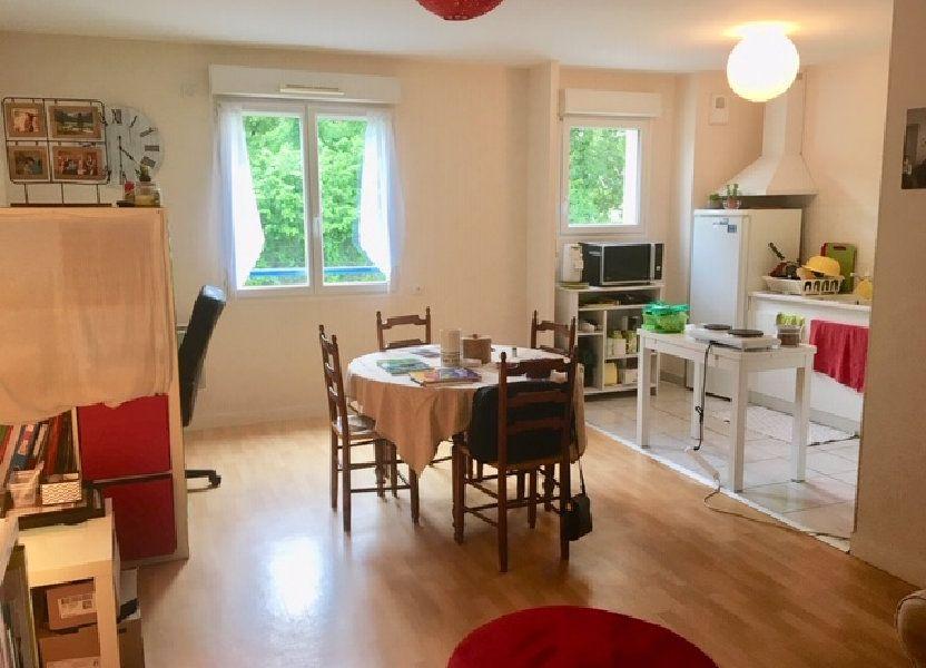Appartement à louer 46.81m2 à Limoges