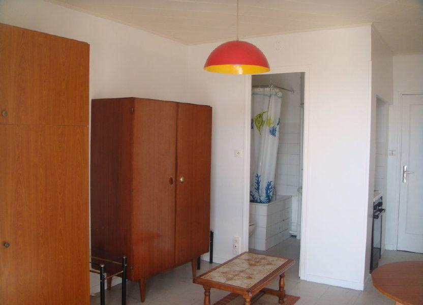 Appartement à louer 17.33m2 à Mont-de-Marsan