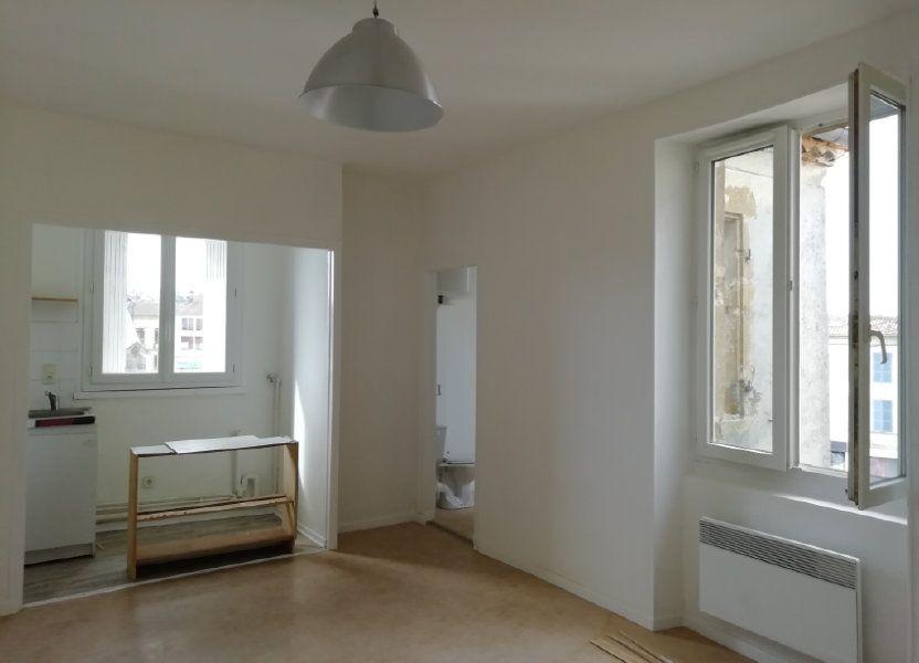 Appartement à louer 22.74m2 à Mont-de-Marsan
