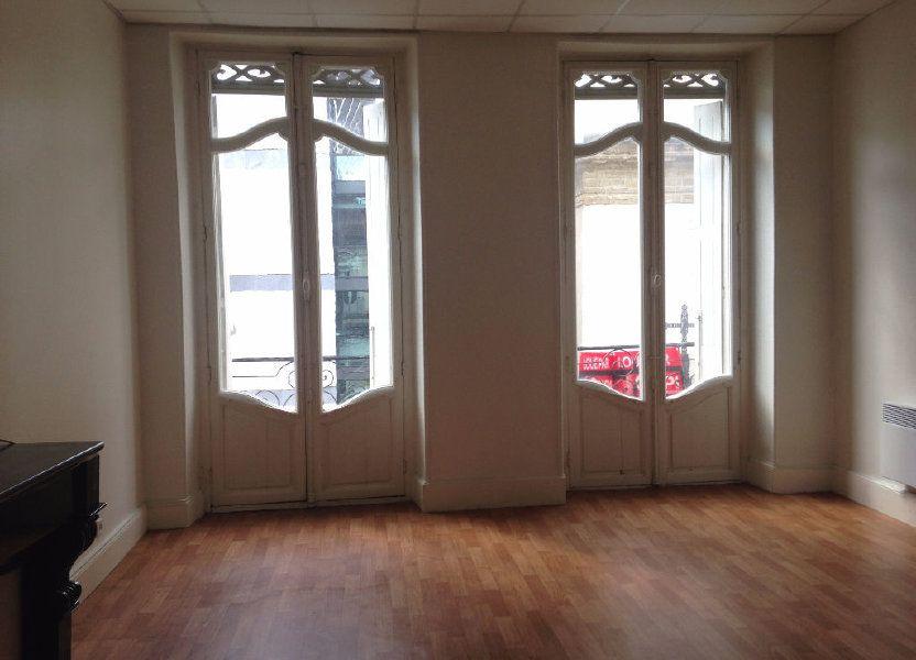 Appartement à louer 30m2 à Mont-de-Marsan