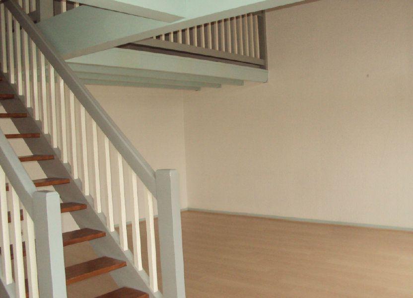 Appartement à louer 63m2 à Mont-de-Marsan