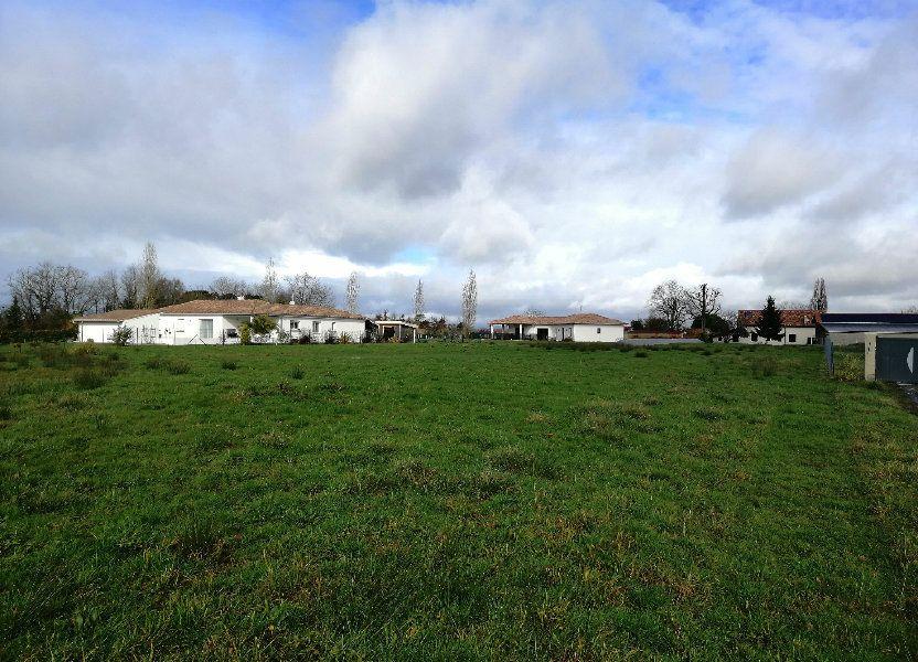 Terrain à vendre 2401m2 à Saint-Sever
