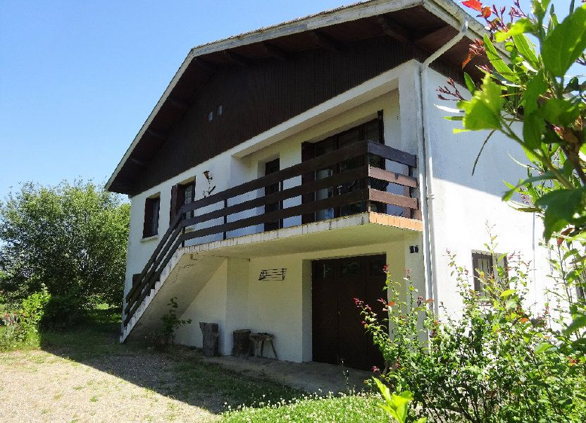 Maison à vendre 98m2 à Saint-Sever