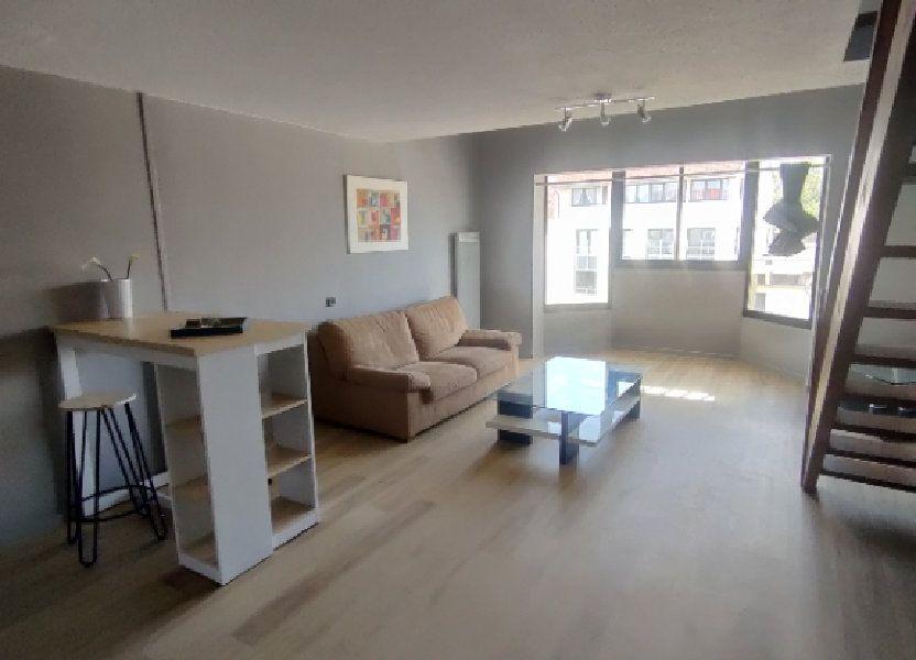 Appartement à louer 38m2 à Mont-de-Marsan