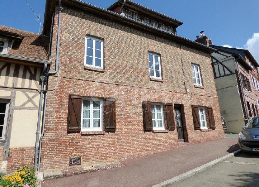 Maison à vendre 138m2 à Lyons-la-Forêt
