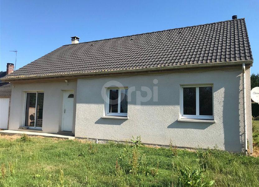 Maison à vendre 90m2 à La Feuillie