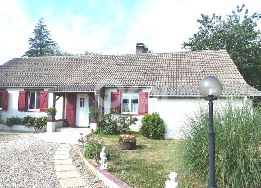 Maison à vendre 137m2 à La Feuillie