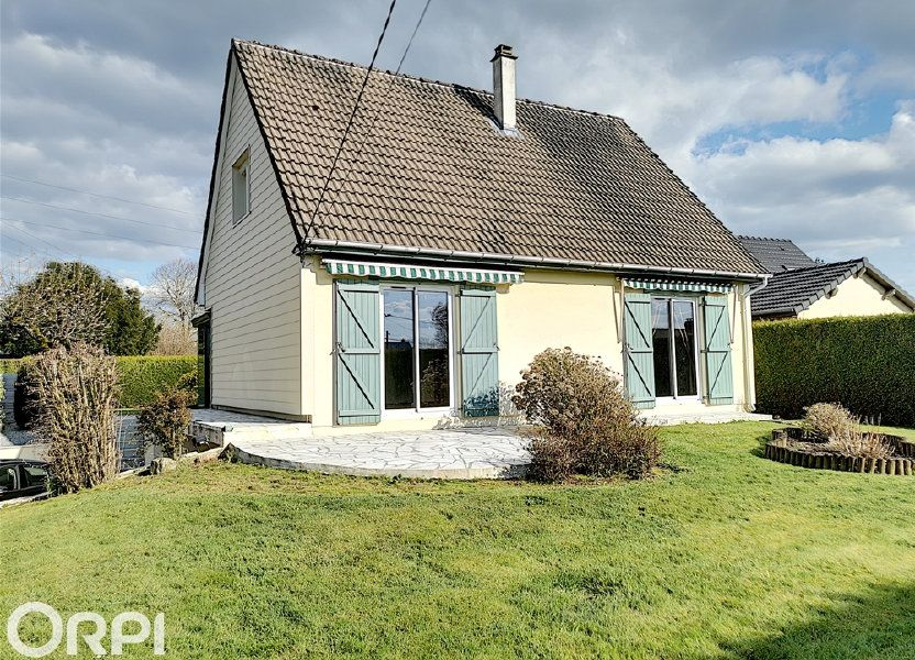 Maison à vendre 116m2 à Martainville-Épreville