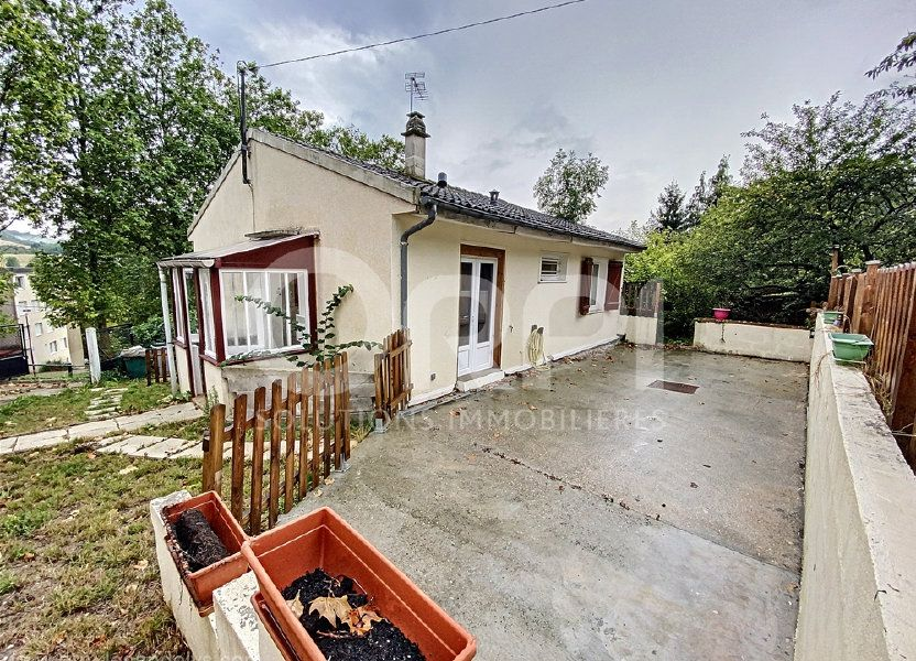 Maison à vendre 64m2 à Les Andelys